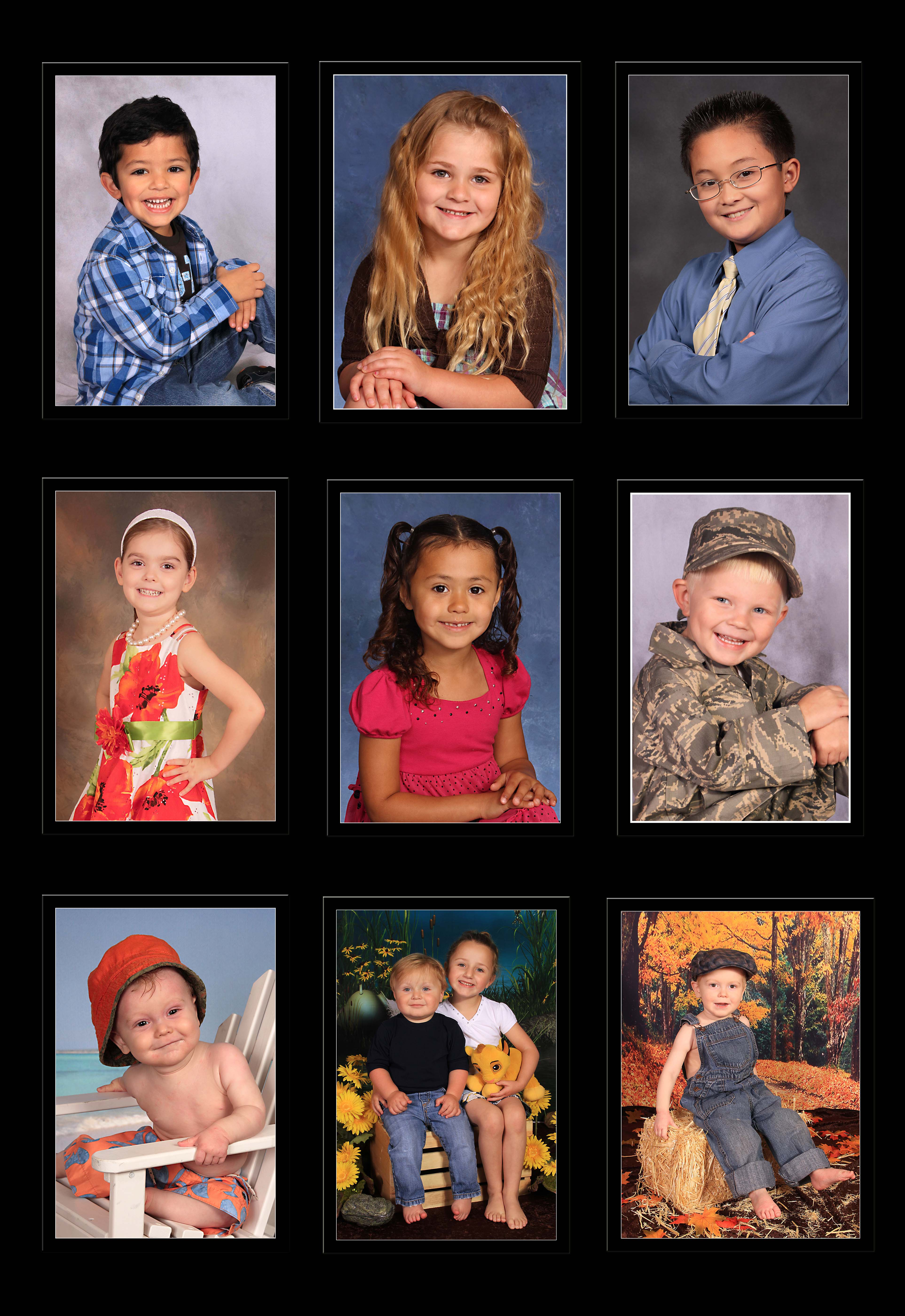 Preschool Photo Sessions