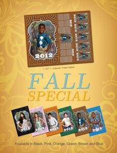 photography special for fall