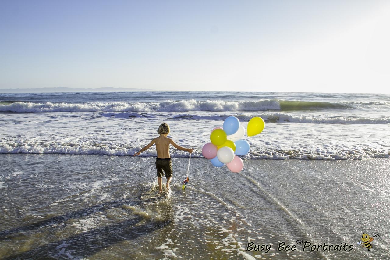 Hendry's Beach aka Arroyo Burro Beach, Santa Barbara CA