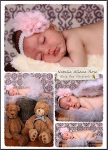 newborn photo session in Santa Barbara