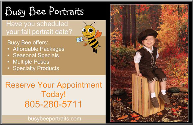 Preschool Portraits by Busy Bee Portraits