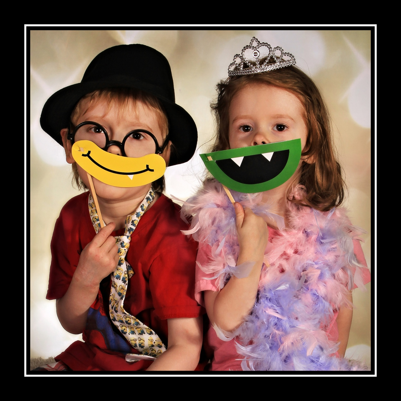 Photo Booth Fun, Santa Barbara Children's Photographer, Family Photographer in Santa Barbara