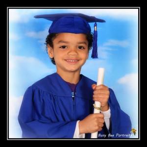Kids Graduation Photos