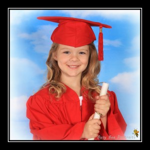 Kids Graduation Portraits
