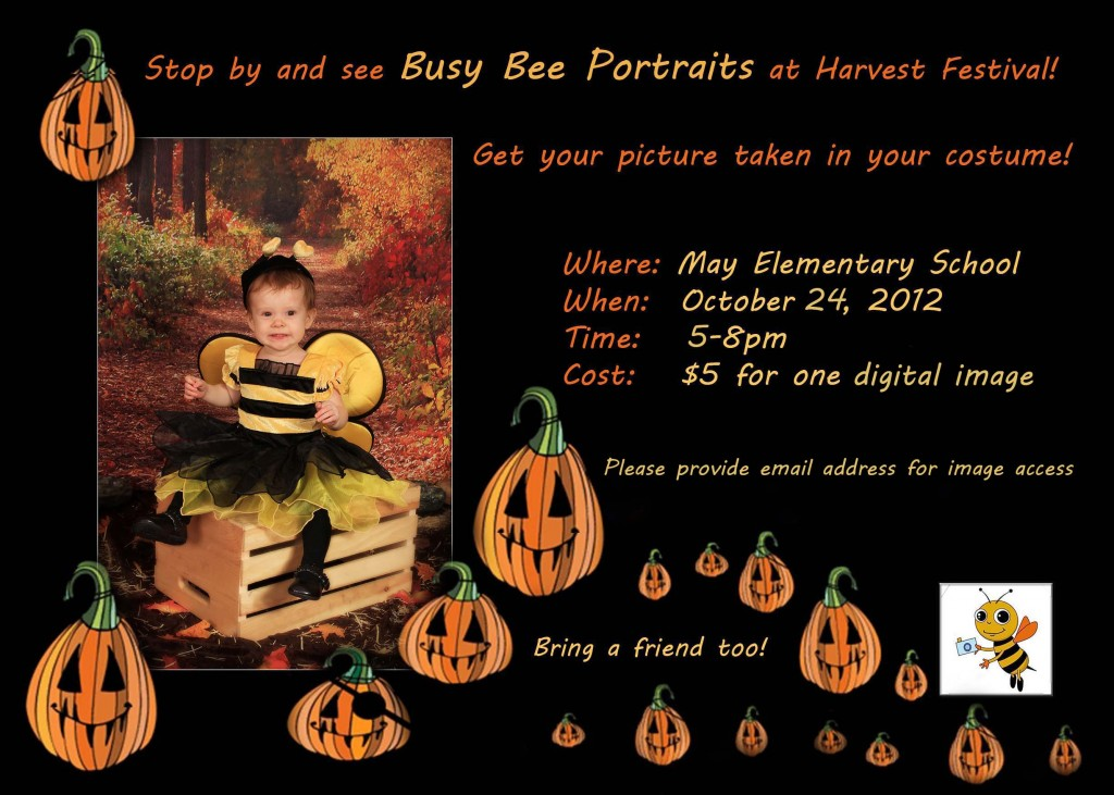 Children's Photography in Las Vegas, Harvest Festival
