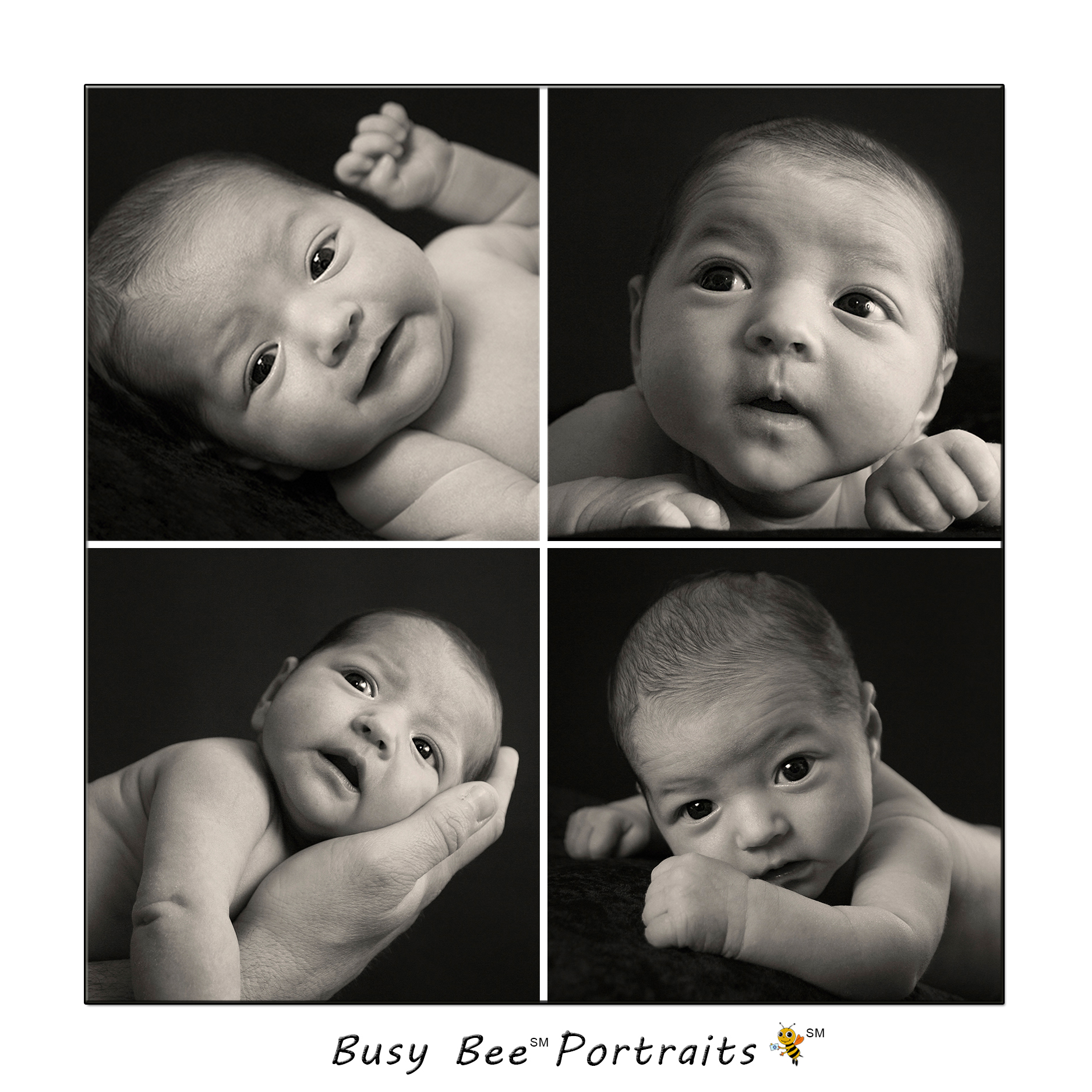 newborn photo session in Santa Barbara
